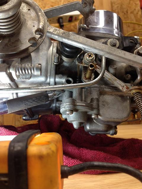 Carb Leak After Rebuild - Honda Goldwing Forums