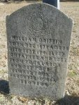 2020 01 04 Old Truelight Cemetery William Griffin.jpg