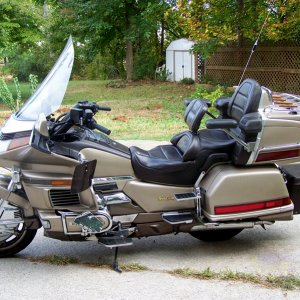 1988 GL1500  Goldwing