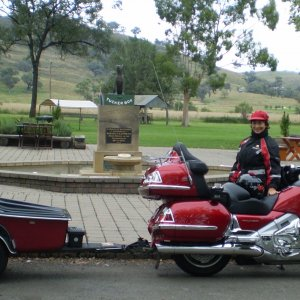 on the road to Gundagai