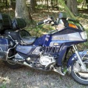 86 GL1200A Goldwing