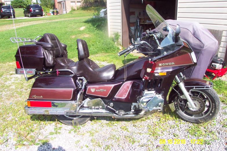 1985 Honda Goldwing Aspencade 1200 (Pennsylvania) - Honda ...